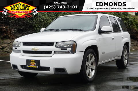 2007 Chevrolet TrailBlazer for sale at West Coast Auto Works in Edmonds WA