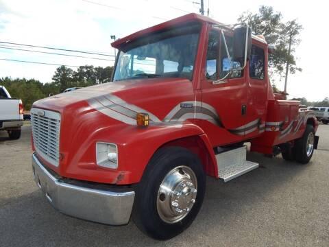 1997 Freightliner FL60 for sale at Medford Motors Inc. in Magnolia TX