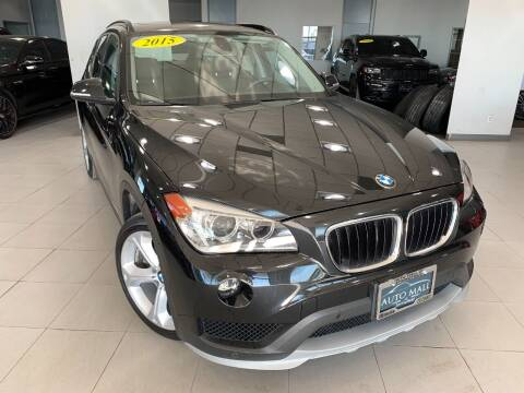2015 BMW X1 for sale at Auto Mall of Springfield in Springfield IL