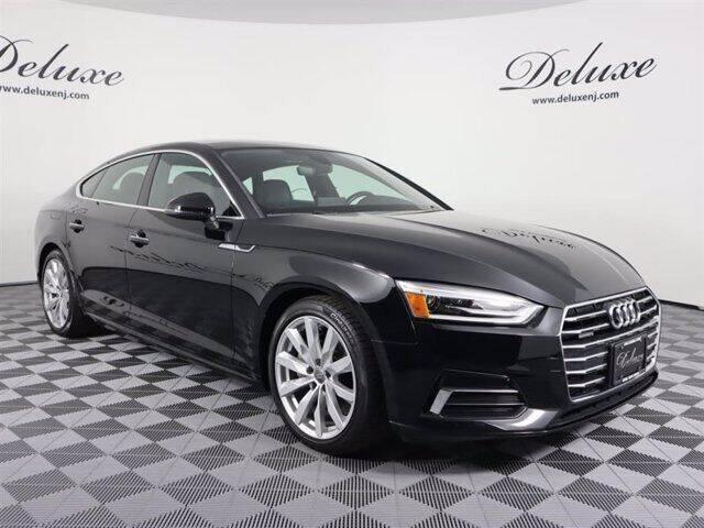 2018 Audi A5 Sportback for sale at DeluxeNJ.com in Linden NJ