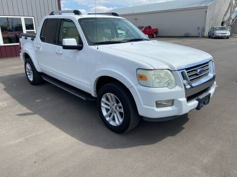 2007 Ford Explorer Sport Trac for sale at Hill Motors in Ortonville MN