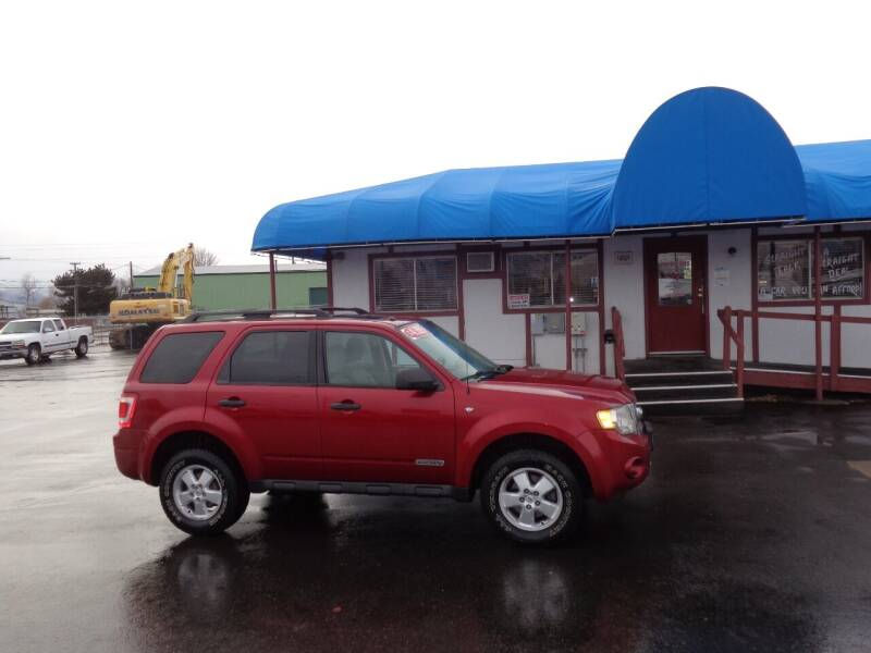 2008 Ford Escape for sale at Jim's Cars by Priced-Rite Auto Sales in Missoula MT