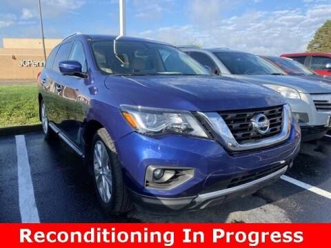 2019 Nissan Pathfinder for sale at Jeff Drennen GM Superstore in Zanesville OH
