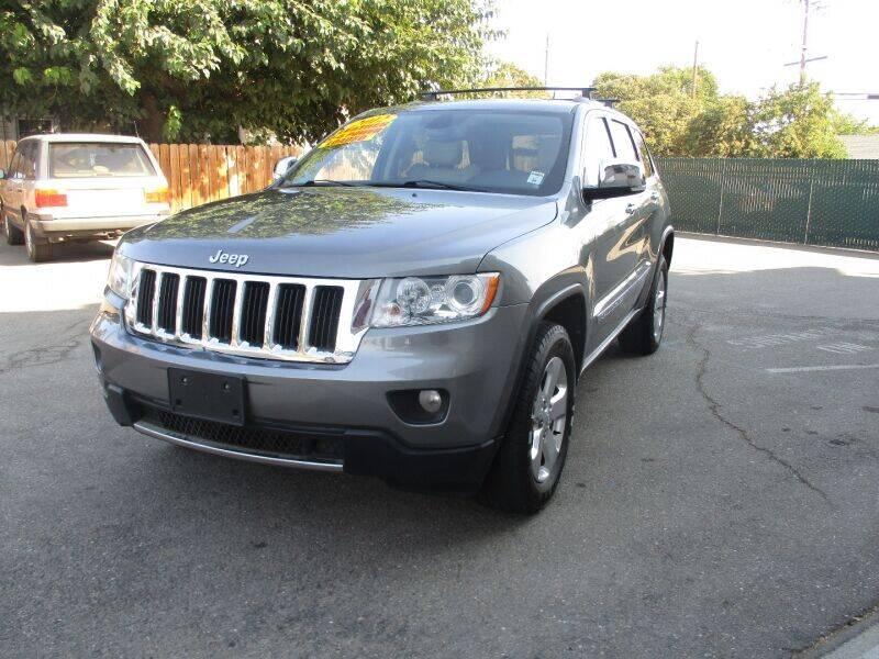 2012 Jeep Grand Cherokee for sale at Grace Motors in Manteca CA