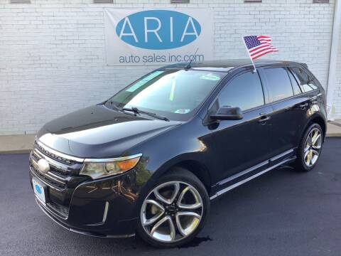 2013 Ford Edge for sale at ARIA  AUTO  SALES - ARIA AUTO SALES INC.COM in Raleigh NC