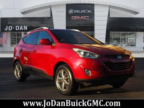 2014 Hyundai Tucson for sale at Jo-Dan Motors in Plains PA