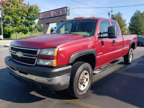 2006 Chevrolet Silverado 3500 for sale at I-DEAL CARS in Camp Hill PA