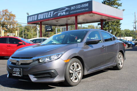 2018 Honda Civic for sale at Deals N Wheels 306 in Burlington NJ