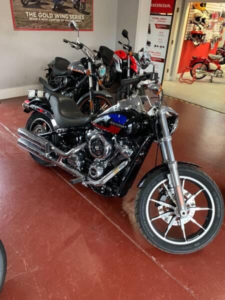 2020 Harley-Davidson FXLR for sale at Dan Powers Honda Motorsports in Elizabethtown KY