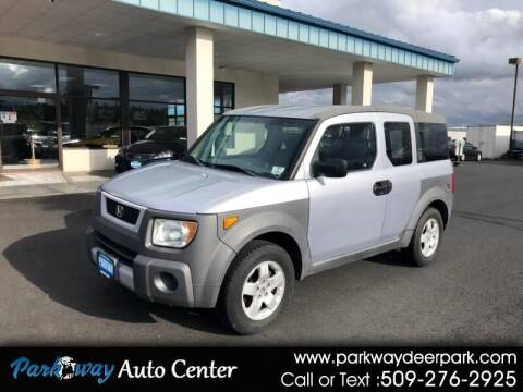 2003 Honda Element for sale at PARKWAY AUTO CENTER AND RV in Deer Park WA