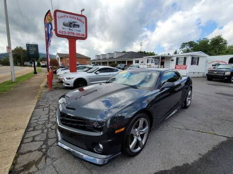 2012 Chevrolet Camaro for sale at Ford's Auto Sales in Kingsport TN