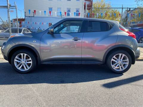 2011 Nissan JUKE for sale at G1 Auto Sales in Paterson NJ