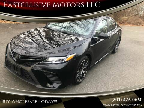 2019 Toyota Camry for sale at Eastclusive Motors LLC in Hasbrouck Heights NJ