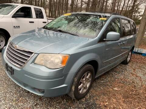 2008 Chrysler Town and Country for sale at Adams Auto Group Inc. in Charlotte NC