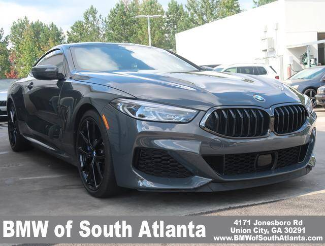2019 BMW 8 Series for sale at Carol Benner @ BMW of South Atlanta in Union City GA