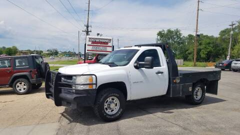 2010 Chevrolet Silverado 2500HD for sale at Downing Auto Sales in Des Moines IA