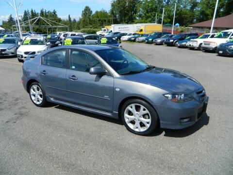 2007 Mazda MAZDA3 for sale at J & R Motorsports in Lynnwood WA