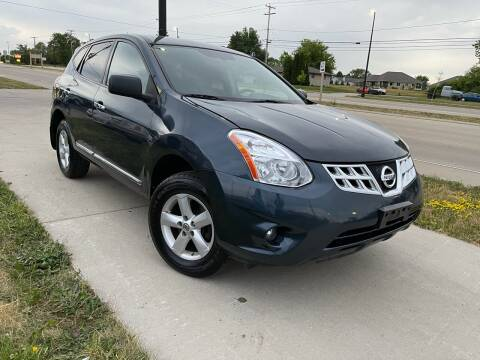 2012 Nissan Rogue for sale at Wyss Auto in Oak Creek WI