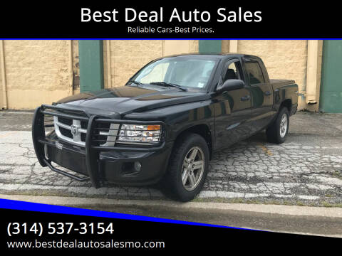 2008 Dodge Dakota for sale at Best Deal Auto Sales in Saint Charles MO