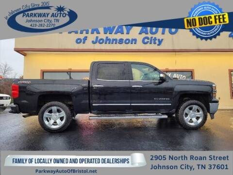 2015 Chevrolet Silverado 1500 for sale at PARKWAY AUTO SALES OF BRISTOL - PARKWAY AUTO JOHNSON CITY in Johnson City TN