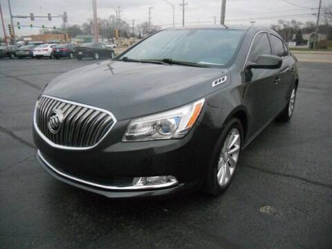 2015 Buick LaCrosse for sale at Windsor Auto Sales in Loves Park IL