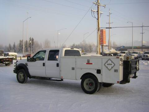 2008 Ford F-450 Super Duty for sale at NORTHWEST AUTO SALES LLC in Anchorage AK