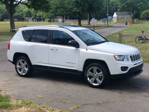2011 Jeep Compass for sale at Choice Motor Car in Plainville CT