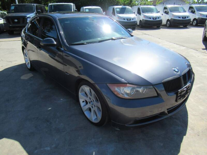 2006 BMW 3 Series for sale at Lone Star Auto Center in Spring TX