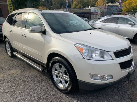 2012 Chevrolet Traverse for sale at TD MOTOR LEASING LLC in Staten Island NY