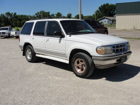 1995 Ford Explorer for sale at Frieling Auto Sales in Manhattan KS