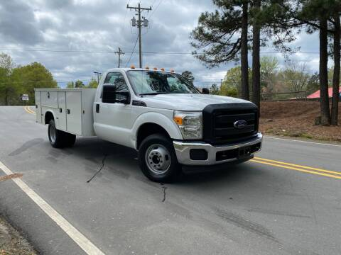 2015 Ford F-350 Super Duty for sale at THE AUTO FINDERS in Durham NC