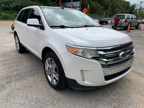 2011 Ford Edge for sale at Super Wheels-N-Deals in Memphis TN