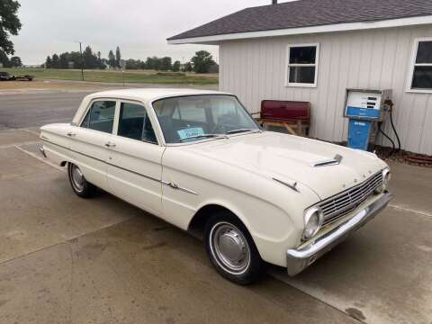 1963 Ford Falcon for sale at B & B Auto Sales in Brookings SD