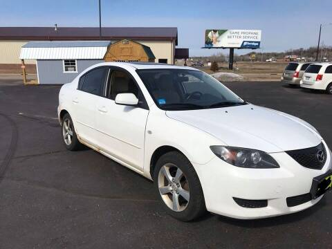 2006 Mazda MAZDA3 for sale at Cannon Falls Auto Sales in Cannon Falls MN