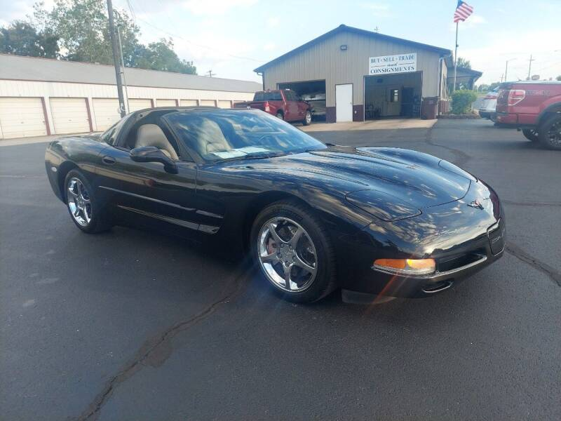 2001 Chevrolet Corvette for sale at Holland's Auto Sales in Harrisonville MO