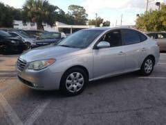 2008 Hyundai Elantra for sale at Popular Imports Auto Sales in Gainesville FL