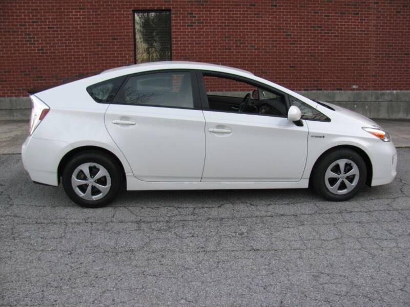 2015 Toyota Prius for sale at Automotion Of Atlanta in Conyers GA