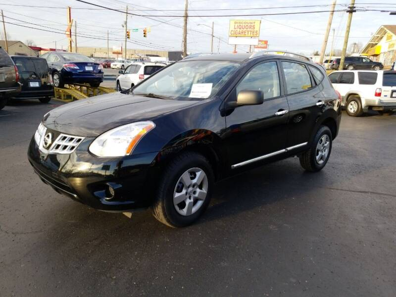 2014 Nissan Rogue Select for sale at Rucker's Auto Sales Inc. in Nashville TN