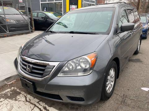 2010 Honda Odyssey for sale at DEALS ON WHEELS in Newark NJ