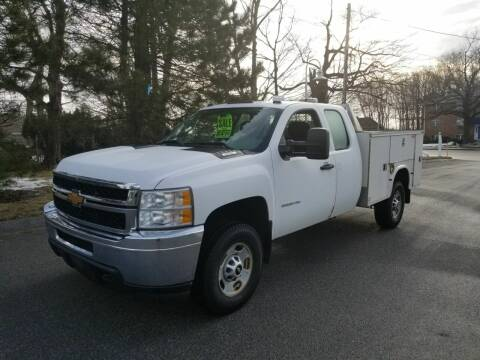2013 Chevrolet Silverado 2500HD for sale at Plum Auto Works Inc in Newburyport MA