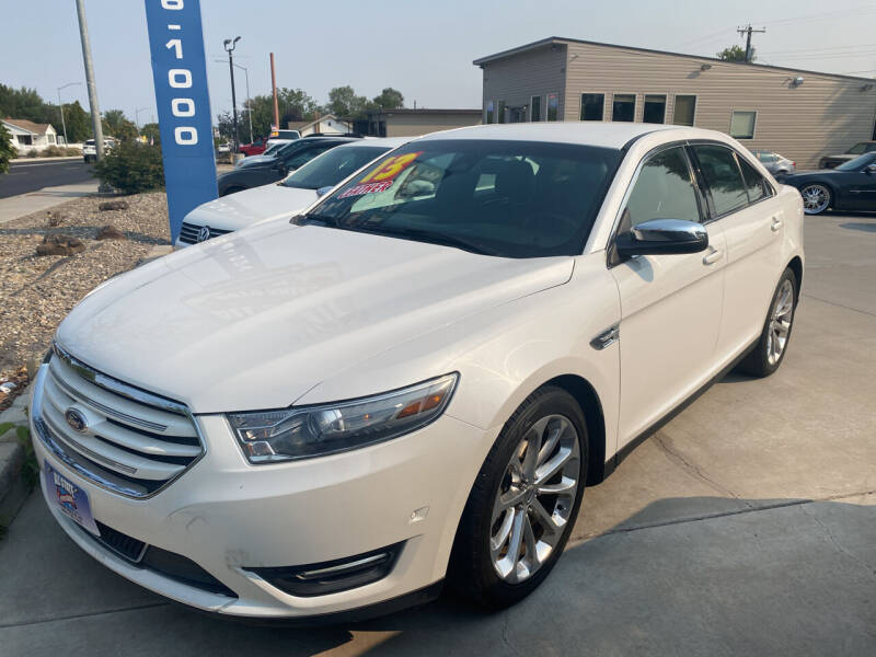 2013 Ford Taurus for sale at Allstate Auto Sales in Twin Falls ID