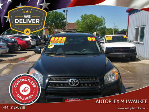 2009 Toyota RAV4 for sale at Autoplex in Milwaukee WI
