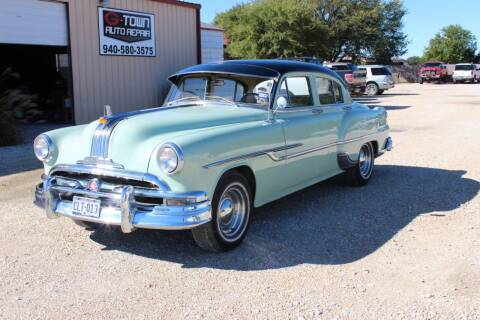 1953 Pontiac Chieftain for sale at Gtownautos.com in Gainesville TX