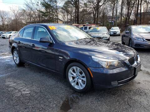 2010 BMW 5 Series for sale at Import Plus Auto Sales in Norcross GA