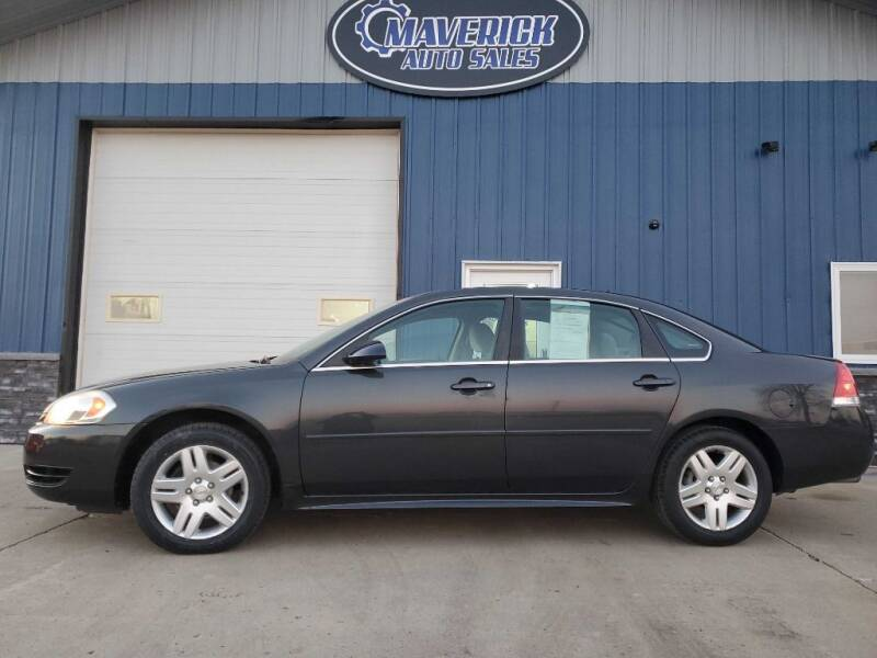 2014 Chevrolet Impala Limited for sale at Maverick Automotive in Arlington MN