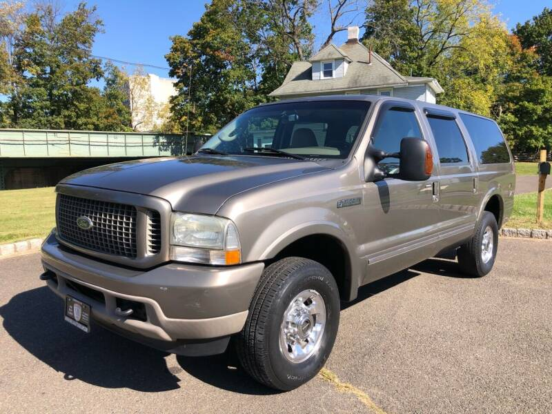 2004 Ford Excursion for sale at Mula Auto Group in Somerville NJ
