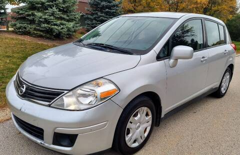 2011 Nissan Versa for sale at Nationwide Box Truck Sales / Nationwide Autos in New Lenox IL