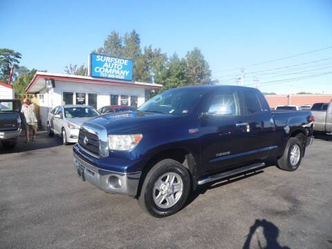 2008 Toyota Tundra for sale at Surfside Auto Company in Norfolk VA