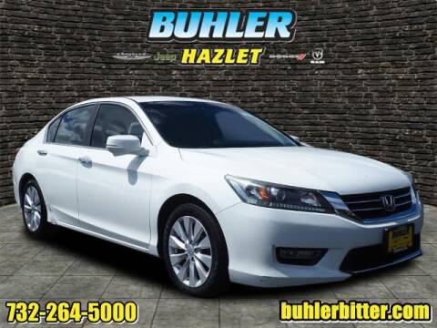 2013 Honda Accord for sale at Buhler and Bitter Chrysler Jeep in Hazlet NJ