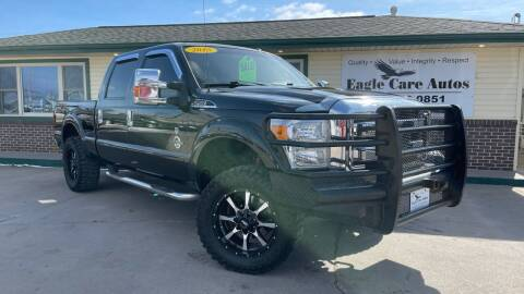 2015 Ford F-250 Super Duty for sale at Eagle Care Autos in Mcpherson KS